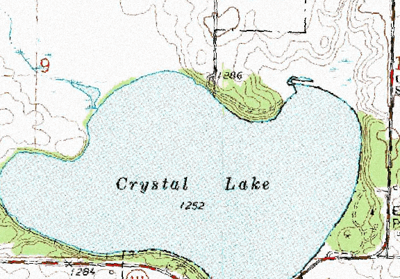 ChartSelect's contour preview for Crystal LakeMaster Layer