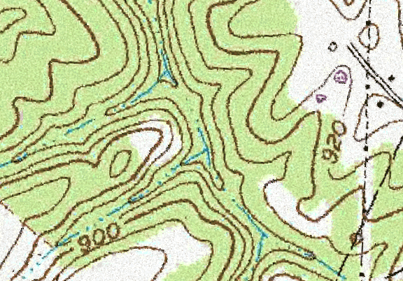 ChartSelect's contour preview for Logan Hubble LakeMaster Layer