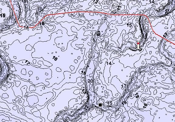 Ross 128 B >> Ross Barnett Reservoir | Humminbird ChartSelect