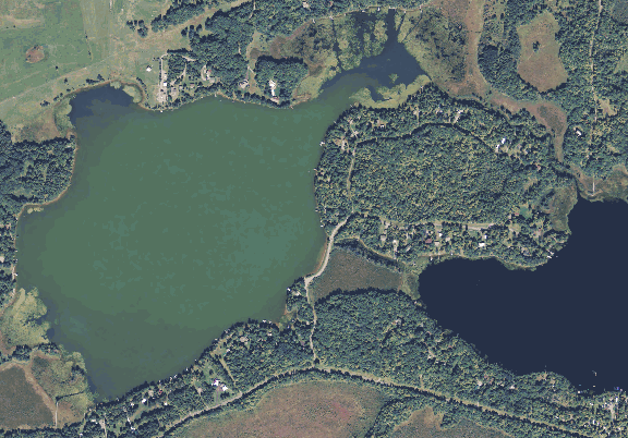 ChartSelect's contour preview for Turtle LakeMaster Layer